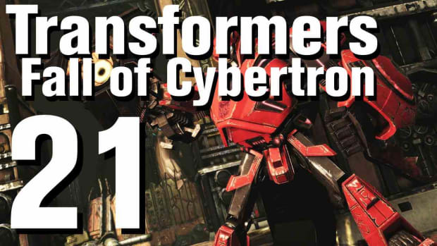 U. Transformers Fall of Cybertron Walkthrough Part 21 - Chapter 7 Promo Image