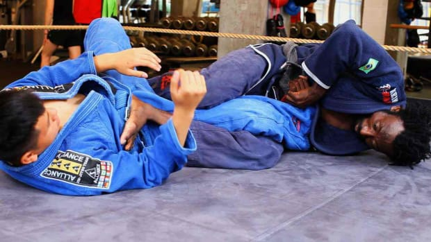 ZF. How to Do the Foot Lock in Brazilian Jiu Jitsu Promo Image