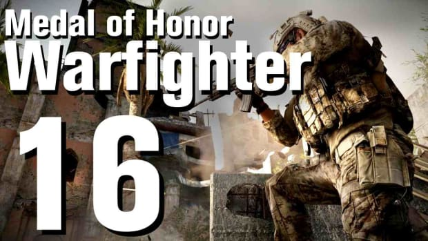 P. Medal of Honor: Warfighter Walkthrough Part 16 - Chapter 8: Stump Promo Image