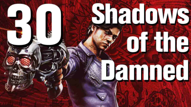 ZD. Shadows of the Damned Walkthrough: Act 4-3 The Ghost Hunter (3 of 5) Promo Image