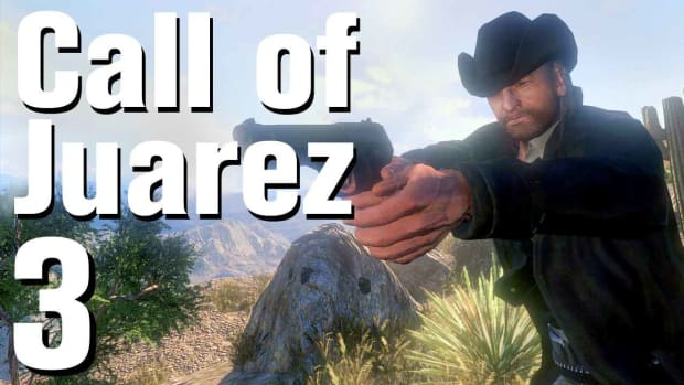 C. Call of Juarez The Cartel Walkthrough: Chapter 1 (2 of 5) Promo Image