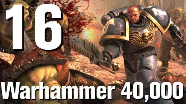 O. Warhammer 40K Space Marine Walkthrough Part 16: Heart of Darkness Promo Image