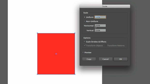 O. How to Scale Objects with Adobe Illustrator Promo Image