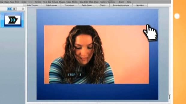 W. How to Embed a YouTube Video in a PowerPoint Presentation Promo Image