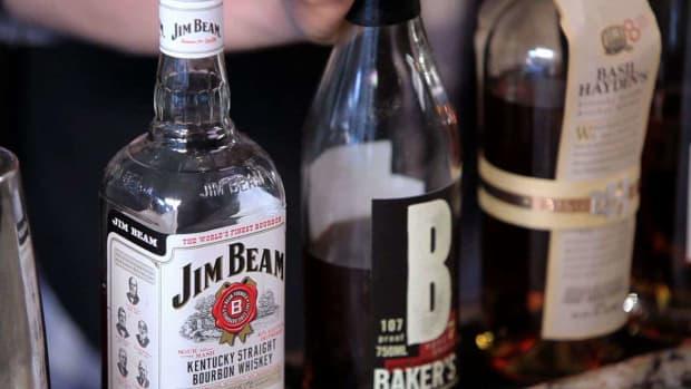 W. What Is Jim Beam Bourbon? Promo Image