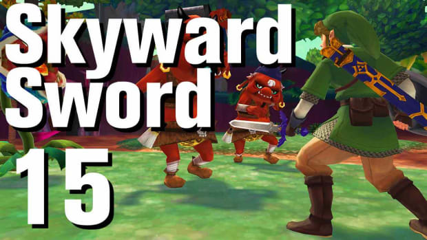 O. Zelda: Skyward Sword Walkthrough Part 15 - Faron Woods - Slingshot Promo Image