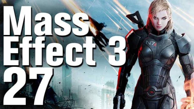 ZA. Mass Effect 3 Walkthrough Part 27 - Huerta Hospital Visit Promo Image