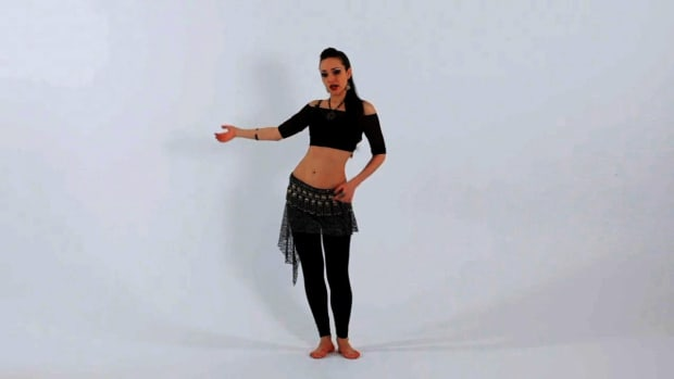 S. How to Do a Horizontal Figure 8 in Belly Dancing Promo Image