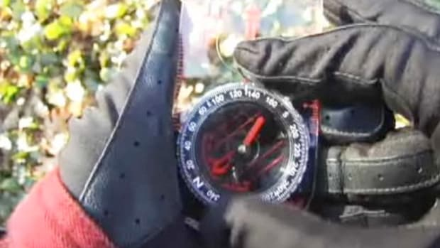 B. How to Navigate with a Compass Promo Image