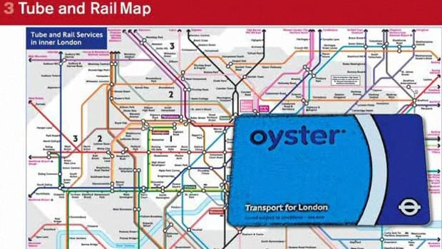 K. How to Get an Oyster Card Promo Image
