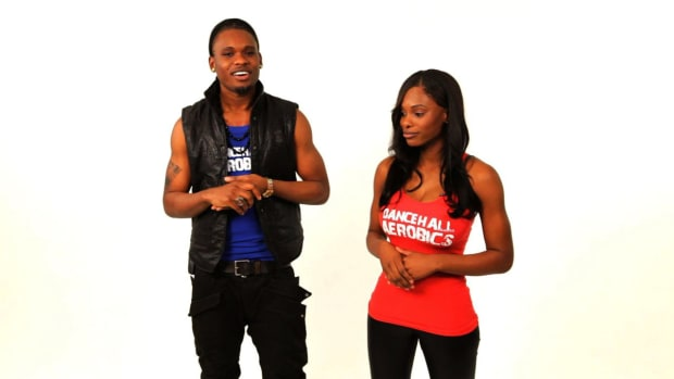ZK. How to Dance to Reggae Dancehall with Dancehall Aerobics Promo Image