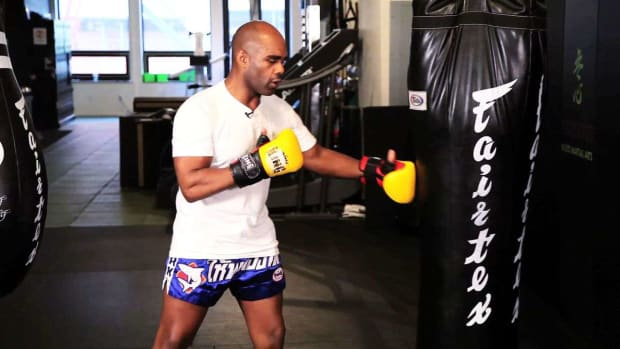 V. How to Do a Muay Thai Kickboxing Bag Workout Promo Image