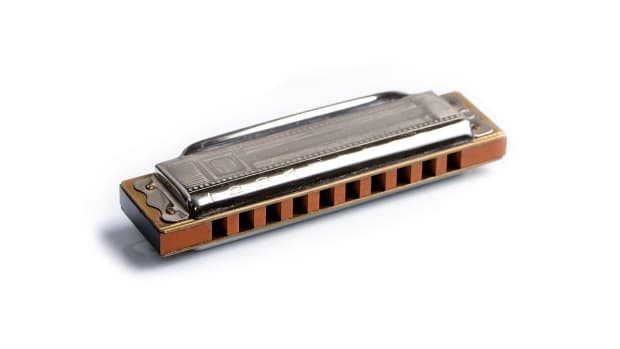 R. How to Play a Chromatic Harmonica Promo Image