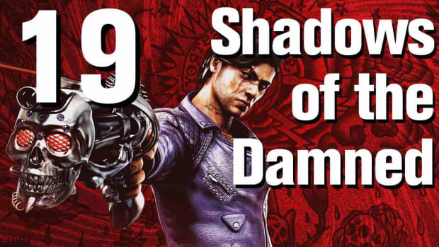 S. Shadows of the Damned Walkthrough: Act 3-2 My Dying Concubine (3 of 3) Promo Image