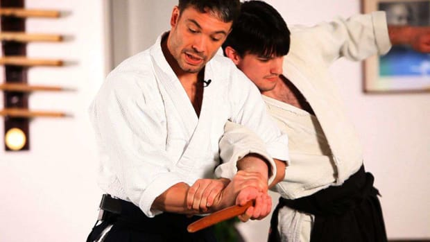 ZA. How to Do Tanto Tori in Aikido Promo Image