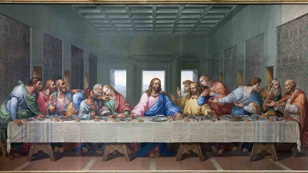 ZB. The Last Supper in the Bible Promo Image