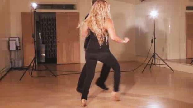 V. How to Do the Hook Basic Salsa Step Promo Image