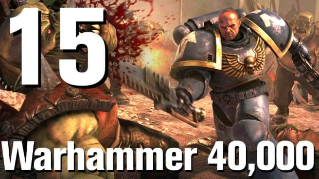 N. Warhammer 40K Space Marine Walkthrough Part 15: Lair of Giants Promo Image