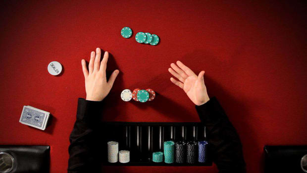 M. How to Raise in Poker Promo Image