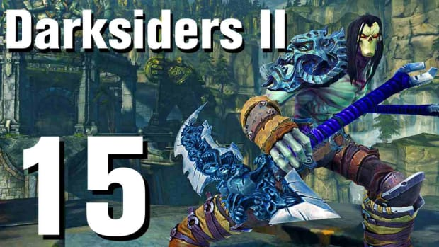 O. Darksiders 2 Walkthrough Part 15 - Chapter 2 Promo Image