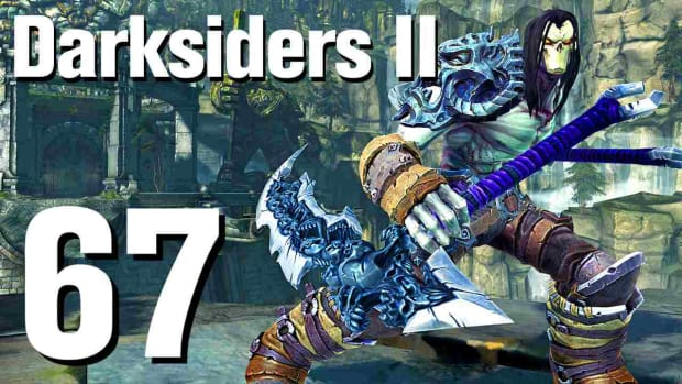 ZZO. Darksiders 2 Walkthrough Part 67 - Chapter 10 Promo Image