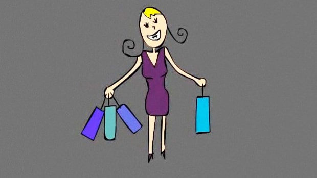 F. How to Be a Smart Shopper Promo Image