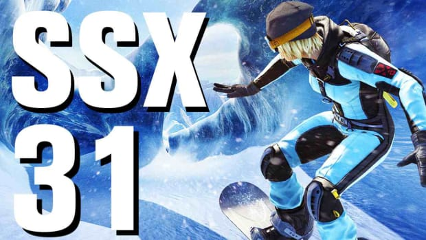 ZE. SSX Walkthrough Part 31 Africa - Red Light - Mac Promo Image