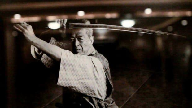 ZZZM. 4 Facts about Japanese Ninjutsu Master Soke Hatsumi Promo Image