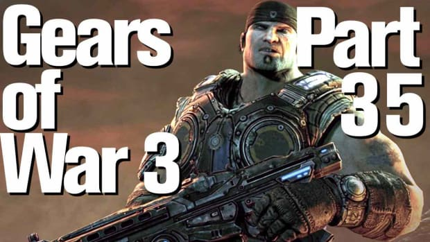 ZI. Gears of War 3 Walkthrough: Act 3 Chapter 4 (1 of 2) Promo Image