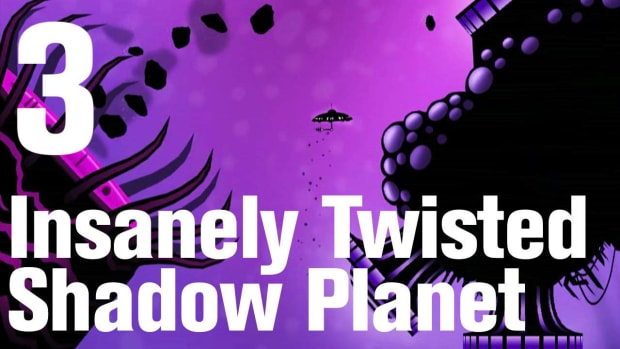 C. Insanely Twisted Shadow Planet Walkthrough: Organic Part 1 Promo Image