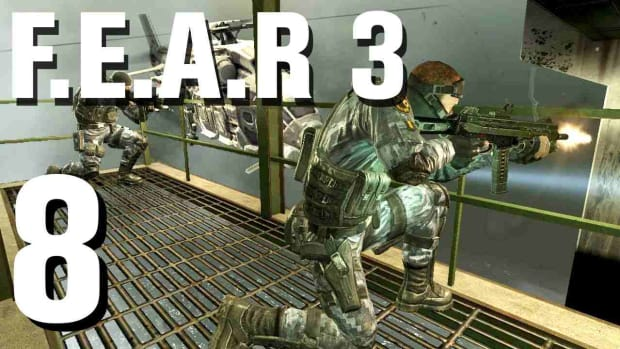 H. F.E.A.R. 3 Walkthrough Part 8: Store (1 of 4) Promo Image