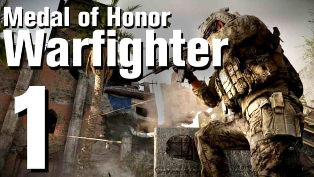 A. Medal of Honor: Warfighter Walkthrough Part 1 - Chapter 1: Preacher Promo Image