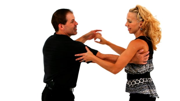 ZE. How to Do a West Coast Swing Whip with an Inside Turn Promo Image