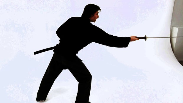 ZW. How to Do the Shikome Sword Fighting Technique Promo Image