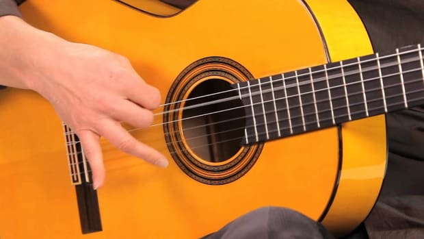 J. Flamenco Guitar Techniques: How to Practice Rasgueos Promo Image