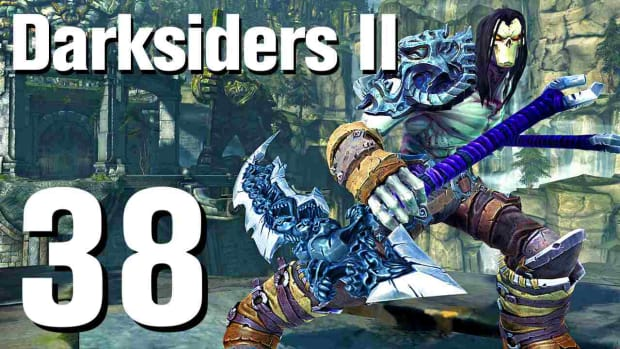 ZL. Darksiders 2 Walkthrough Part 38 - Chapter 5 Promo Image