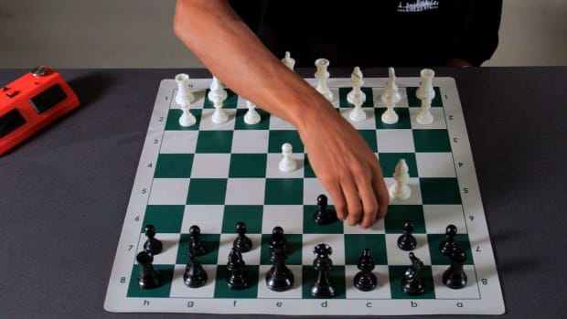 V. Basic Principles of Attacking & Defending in Chess Promo Image