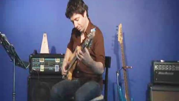 U. How to Slap Bass with Sam Lipman Promo Image