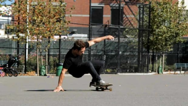 I. How to Do a Bert Slide on a Skateboard Promo Image