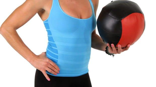 ZR. 4 Fastest Ways to a Flat Stomach Promo Image