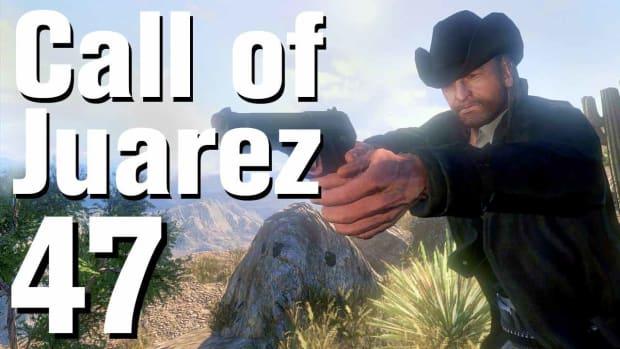 ZU. Call of Juarez The Cartel Walkthrough: Chapter 15 (1 of 3) Promo Image