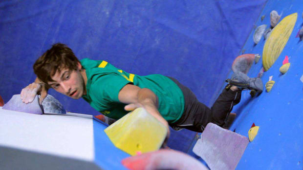 A. Different Types of Indoor Rock Climbing Promo Image