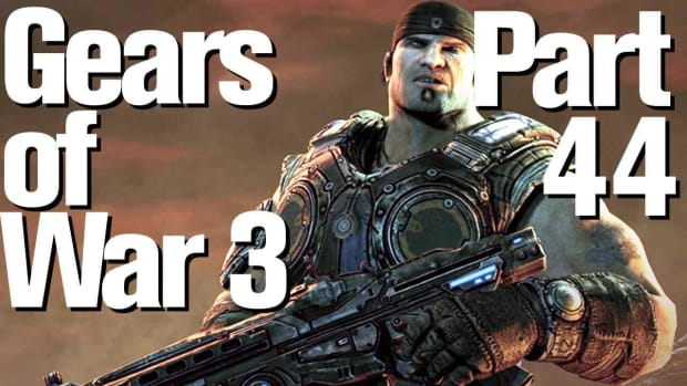ZR. Gears of War 3 Walkthrough: Act 4 Chapter 3 (2 of 2) Promo Image