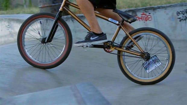 I. How to Ride Backwards on a BMX Promo Image