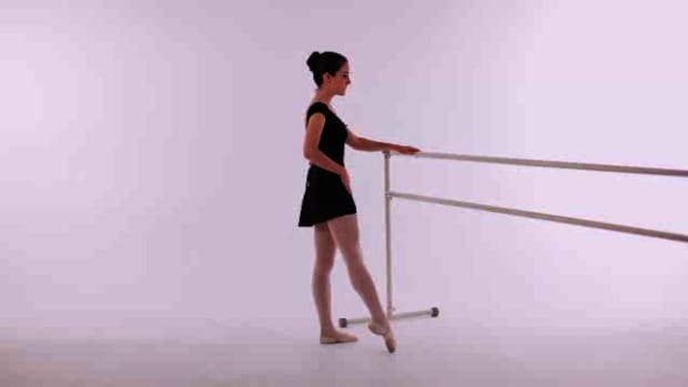Q. How to Do a Tendu in Ballet Promo Image