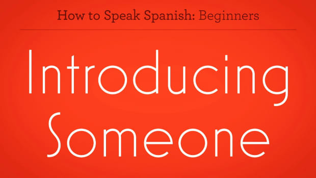 ZZZ. How to Introduce Someone Else in Spanish Promo Image
