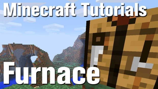 ZZA. Minecraft Tutorial: How to Make a Furnace in Minecraft Promo Image