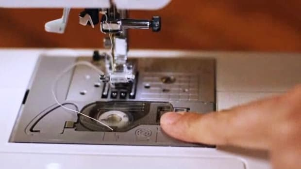 I. What to Do If Thread is Caught in Your Sewing Machine Promo Image