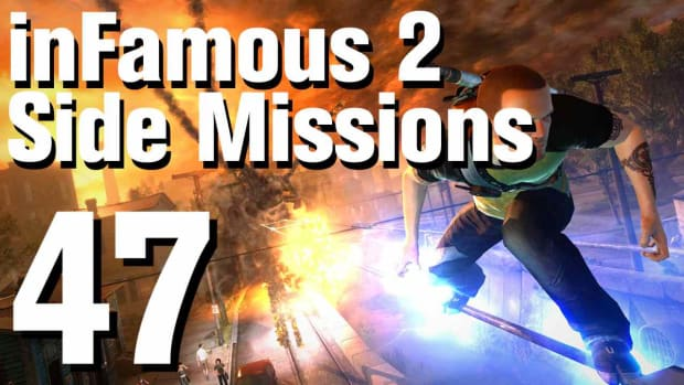 ZZZO. inFamous 2 Walkthrough Side Missions Part 47: Icebreaker Promo Image