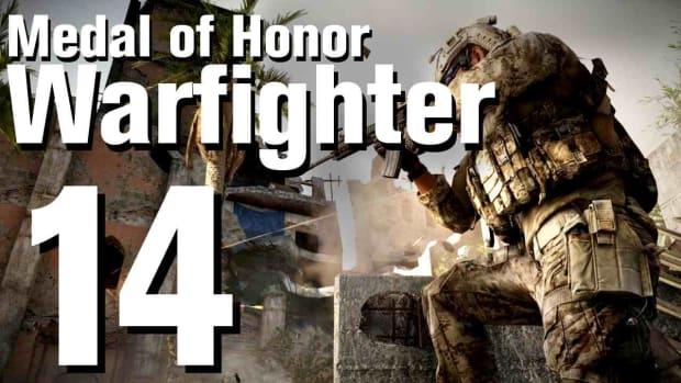 N. Medal of Honor: Warfighter Walkthrough Part 14- Chapter 7: Preacher Promo Image